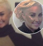Amanda Bynes has decided to ditch the matted extensions in favor of a fashion-forward undercut after shaving half of her head
