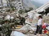 An 8.0 magnitude earthquake in Sichuan in May 2008 killed nearly 90,000 people