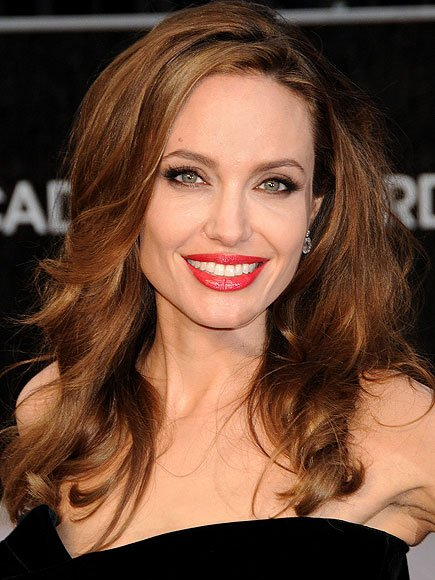 Angelina Jolie and other stars are the newest targets of a group that claims it has hacked the financial data of 38 celebrities