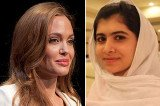 Angelina Jolie has honored Malala Yousafzai, who has launched Malala Fund, a charity to fund girls' education