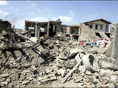 At least 37 people were killed and 850 wounded in the earthquake that struck near Bushehr on April 10