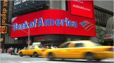 Bank of America has reported a sharp rise in profits for the first quarter of 2013 after it shed costs and set aside less money for bad loans
