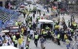 Boston Marathon 2013 explosions killed three and injured 176, 17 of them critically