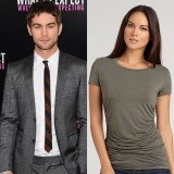 Chace Crawford's apparent new girlfriend is Canadian model Rachelle Goulding