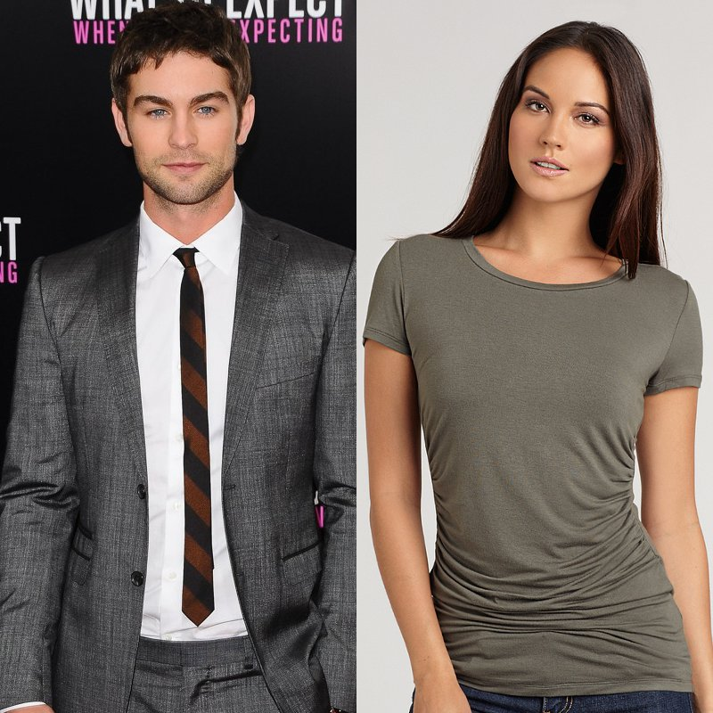 Rachelle Goulding is Chace Crawford's new girlfriend