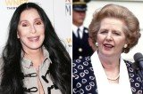 Cher fans were confused yesterday after they misread a Twitter hashtag referring to the death of Margaret Thatcher