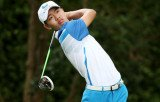 Chinese golfer Guan Tianlang has become the youngest player to make the cut at a major golf tournament at the US Masters in Augusta