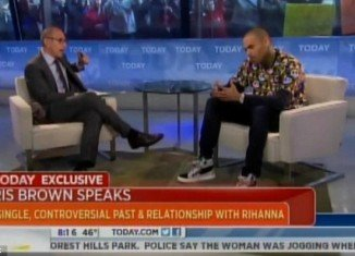 Chris Brown once again opened up about vicious attack on Rihanna with Matt Lauer on the Today show
