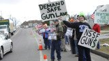 Connecticut lawmakers have approved gun control measures, which campaigners say are the strictest in America, following December Sandy Hook massacre