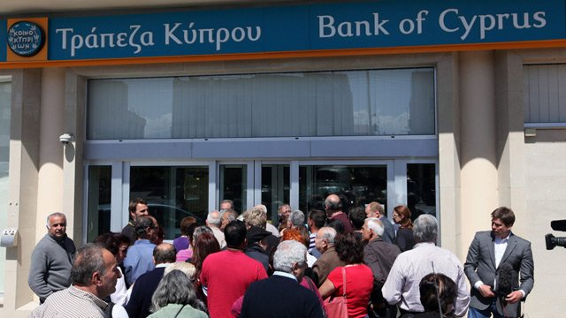 Cyprus has agreed to a set of measures that will release a 10 bn-euro IMF-EU bailout