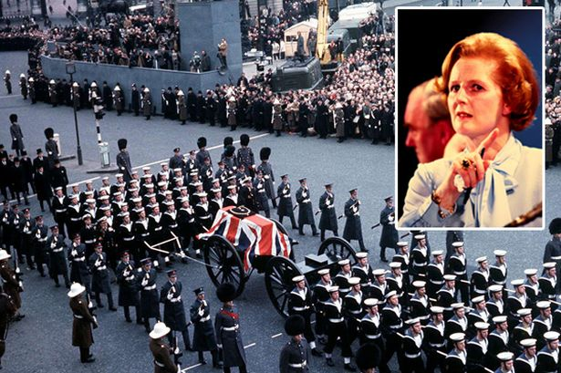 Downing Street has announced that well-known hymns and poems will mark next week's funeral of former British PM Margaret Thatcher