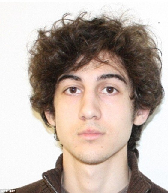 Dzhokhar Tsarnaev, the 19-year-old Chechen terror suspect in Boston Marathon bombings