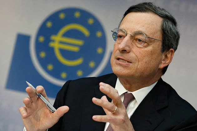 ECB President Mario Draghi has said the initial plan to make small savers pay for the Cyprus bailout was not smart
