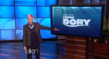 Ellen DeGeneres will reprise her Nemo voice role for Finding Nemo sequel, Finding Dory