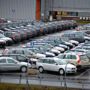 Europe car sales fall 10.3% in March 2013