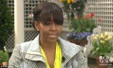 First Lady Michelle Obama accidentally called herself a single mother
