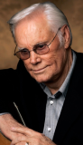 George Jones had a string of top 10 songs during the 1960s and 1970s