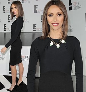Giuliana Rancic appears to have lost even more weight sparking concern at the E! 2013 Upfront event held at the Manhattan Center in New York