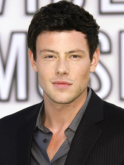 Glee star Cory Monteith has checked himself into rehab for drug addiction photo