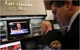 Goldman Sachs has reported a 7 percent rise in its profits during Q1 2013 following a strong performance in its investment banking division