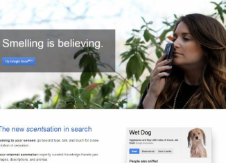 Google Nose is Google's latest April Fools' Day prank to celebrate the practical joke-based holiday in 2013