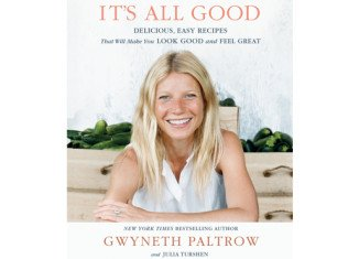 Gwyneth Paltrow launched new diet cookbook It's All Good