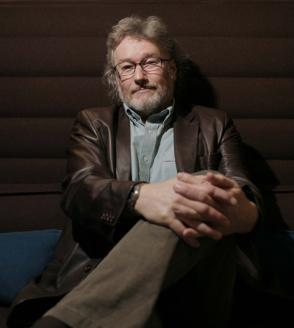 Iain Banks has said the messages of support he has received from fans since announcing he has terminal cancer have been astounding photo