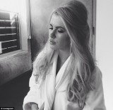 Ireland Baldwin has been getting tips from her model turned actress mother Kim Basinger