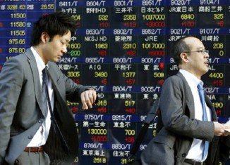 Japan's stock market has reached its highest level since 2008, after a recent central bank stimulus plan raised hope of economic revival