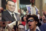 Judge Mustafa Hassan Abdullah presiding over the retrial of ousted Egypt's President Hosni Mubarak has withdrawn himself from the case as the trial opened in Cairo.