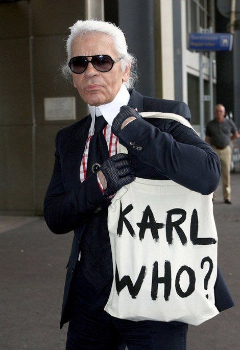 c3ef24d7ffe Karl Lagerfeld's age has long been a mystery, but the Chanel designer has finally  revealed