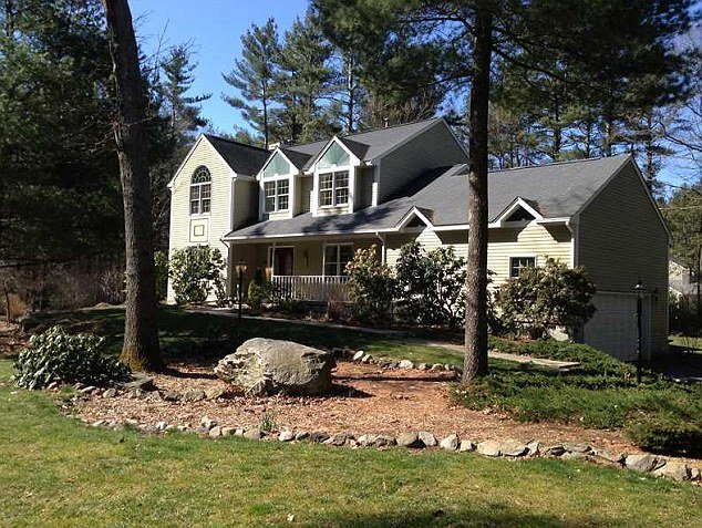 Katherine Russell's parents have put their Rhode Island home on the market on the same day Tamerlan Tsarnaev was shot dead by police
