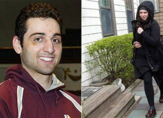 Katherine Russell married Tamerlan Tsarnaev in June 2010