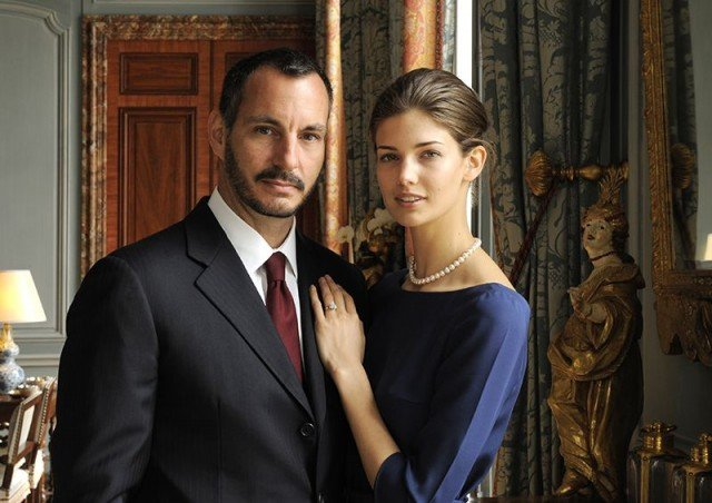 Kendra Spears is set to become a princess after announcing her engagement to Prince Rahim Aga Khan
