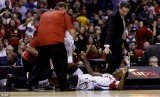 Kevin Ware has suffered a horrific leg fracture that left the bone in his right leg protruding on live TV during NCAA Tournament game