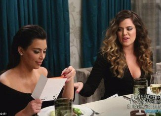 Kim Kardashian has struggled with severe pain during her pregnancy and she has warned sister Khloe not to get pregnant