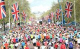 London Marathon organizers have decided to review the Sunday's race security after two fatal explosions hit the Boston Marathon