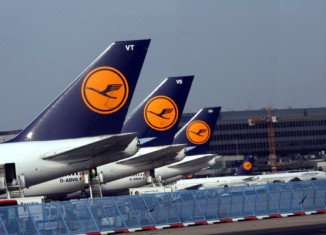Lufthansa has cancelled the majority of its flights scheduled for Monday, April 22, due to a planned warning strike