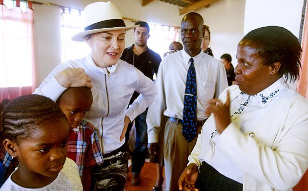 Malawi is accusing Madonna of bullying state officials after she complained about her treatment on a recent visit to the country