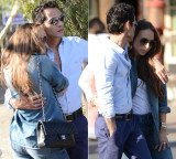 Marc Anthony has dumped Topshop heiress Chloe Green just weeks after she moved to the US