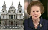 Margaret Thatcher's funeral ceremony will take place at St Paul's Cathedral in London