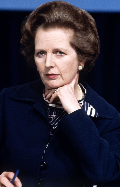 Margaret Thatcher Dead: UK first female prime minister ...