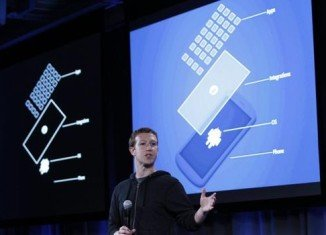 Mark Zuckerberg unveils Facebook Home for Android