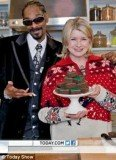 Martha Stewart has revealed on Today Show how she struck up her unlikely friendship with Snoop Dogg by baking brownies together