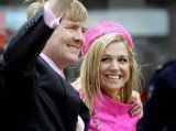 Maxima studied economics and before meeting Prince Willem-Alexander at a party in Seville, she was working for Deutsche Bank in New York