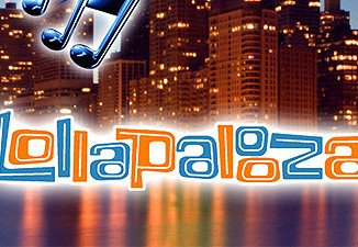 More than 130 acts have been booked to play the Lollapalooza festival on August 2-4, 2013