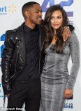 Naya Rivera and her new boyfriend Big Sean made their official debut as a couple at the premiere of new movie 42 in Los Angeles