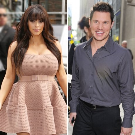 Nick Lachey, who briefly dated Kim Kardashian in 2006, suggested that the reality star used him to get famous