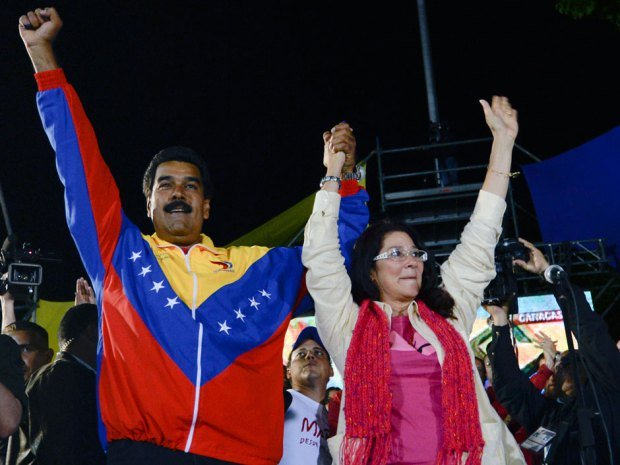Nicolas Maduro won Venezuela's election by 1.49 percentage points, or fewer than 225,000 votes