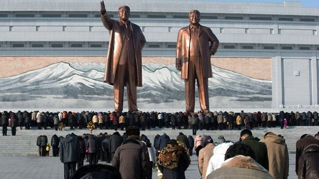 North Korea is marking the 101st anniversary of the birth of founding father Kim Il-sung as tensions continue in the Korean peninsula